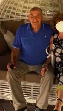 La vittima Giovanni Caramuscio, 69 anni, bancario in pensione