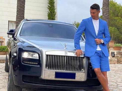 La foto pubblicata su Instagram da Cristiano Ronaldo con la scritta «Decision day», il giorno della decisione