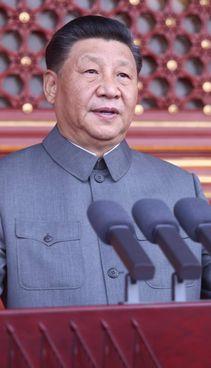 Xi Jinping, classe 1953,. è presidente della Repubblica popolare cinese