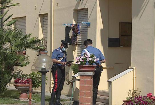 Continuano le indagini dei carabinieri