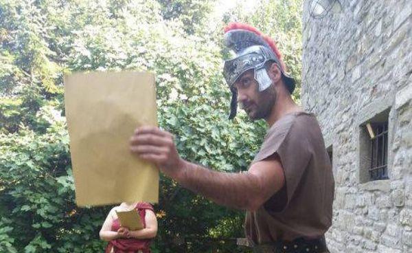 Una manifestazione in costume al Rifugio Lago di Ponte che sabato ospita una giornata all'insegna della creatività