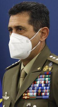 Il generale Giuseppe Paolo Figliuolo, 60, commissario per l'emergenza