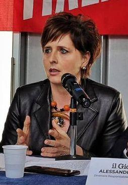 Erica Mazzetti, parlamentare FI
