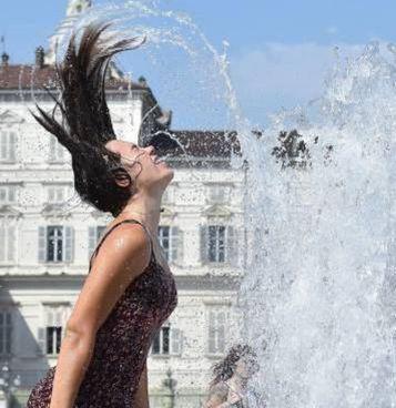 Nel weekend le temperature in Italia potrebbero superare i 40 gradi al Sud