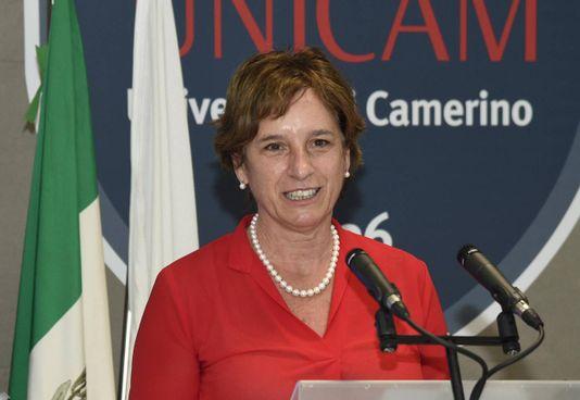 Il saluto del ministro di Istruzione e Ricerca Maria Cristina Messa