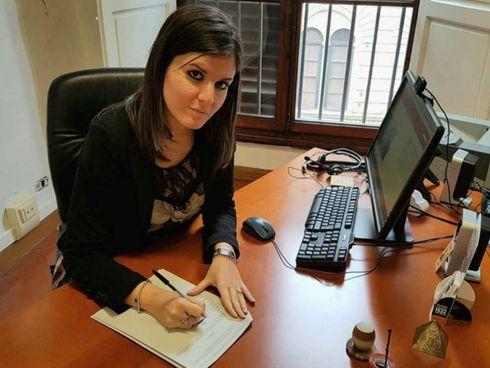 L'assessora regionale all'Istruzione e Formazione, Alessandra Nardini