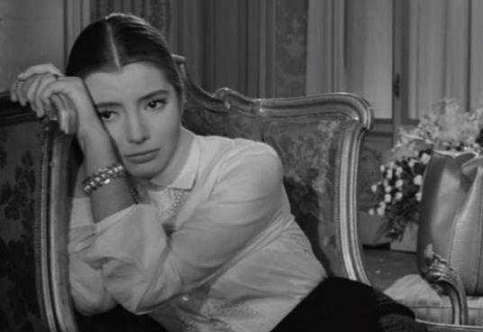 "Jacqueline Sassard fu lanciata da Alberto Lattuada con. ""Guendalina"",. 1957"