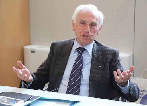 Raffaele Benni, presidente di Arialco, associazione dei ristoratori e albergatori del territorio imolese