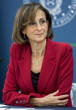 Marta Cartabia, 58 anni, è ministro. della Giustizia dallo scorso febbraio