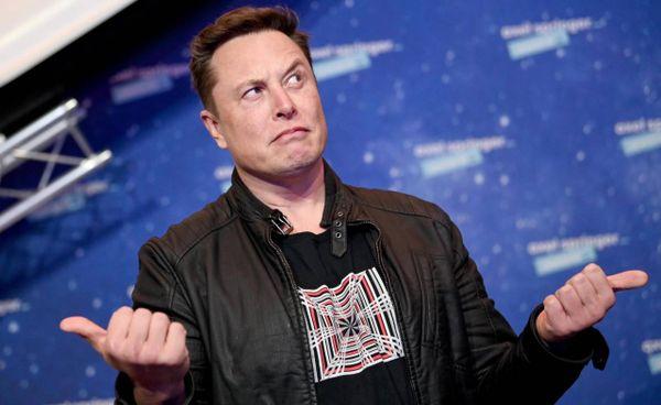 Il miliardario sudafricano Elon Musk, patron di Tesla, 50 anni