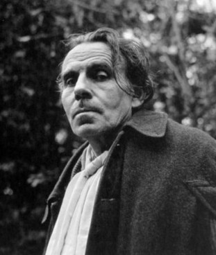 """Louis-Ferdinand Céline (1894-1961), lo scrittore di """"Viaggio al termine della notte"""""""