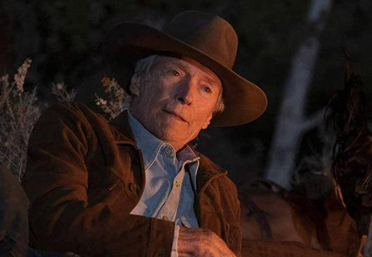 """Clint Eastwood, 91 anni, regista e interprete del film """"Cry Macho"""""""