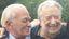 Il regista Pupi Avati con l'amico e collega jazzista Antonio 'Cicci' Foresti