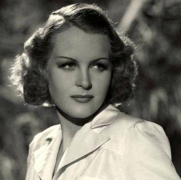 "Hilde Krüger (1912 - 1991): da piccola star ad avventurosa. ""femme fatale"""
