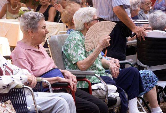 Anziani alla Rsa