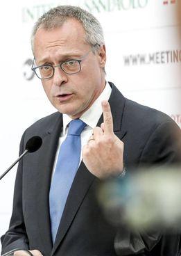 Carlo Bonomi è nato a Crema nel '66 e dal maggio dell'anno scorso è presidente di Confindustria
