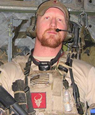 L'ex Navy seal Robert O'Neill, 45 anni