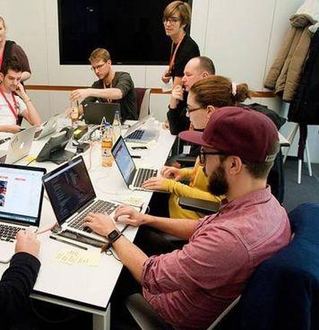 I giovani preferiscono creare attività relative al web