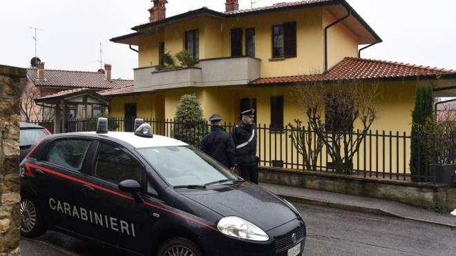 Villa d'Adda, la villetta in cui Daniel Savini ha ucciso un trans di 21 anni