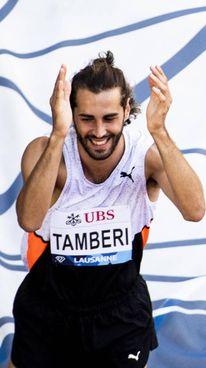 Gianmarco Tamberi, 29 anni