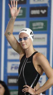 Federica Pellegrini, 33 anni