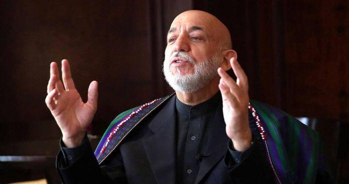 Hamid Karzai, 63 anni, è stato il primo presidente eletto dell'Afghanistan, in carica da dicembre 2004 a settembre 2014