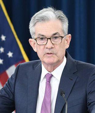 Jerome Powell, 68 anni, è il presidente della Fed dal febbraio del 2018