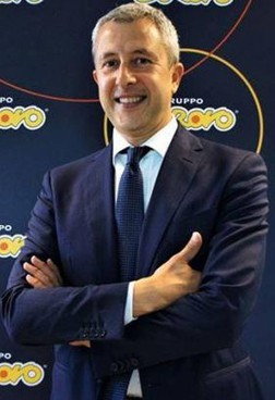 Emiliano Di Lullo, direttore Marketing