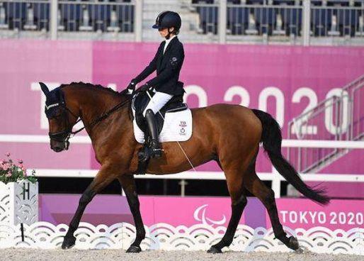 Sara Morganti, 45 anni, ha vinto anche tre ori ai campionati mondiali