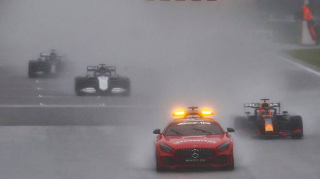 F1 Gp Belgio 2021: Gp Belgio: Verstappen vince gara-farsa. La classifica  aggiornata - Sport - Formula1