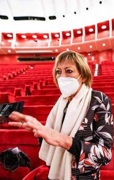 Il commissario del Teatro Regio Rosanna Purchia, 68 anni