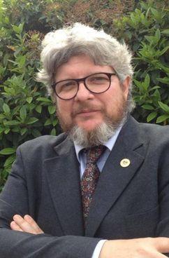 Michele Aurigi, presidente dell'Ordine degli Infermieri