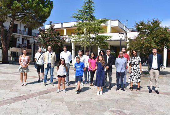 I partecipanti al lungometraggio
