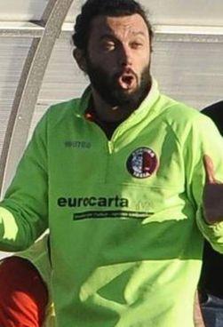 Paolo Passarini, mister dell'Aurora Treia