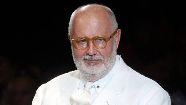 Gianfranco Ferrè (Ansa)