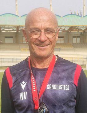 L'allenatore Nello Viti