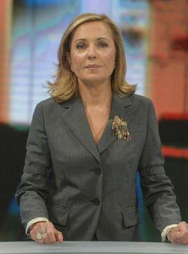 Barbara Palombelli, 67 anni, è una giornalista e conduttrice televisiva
