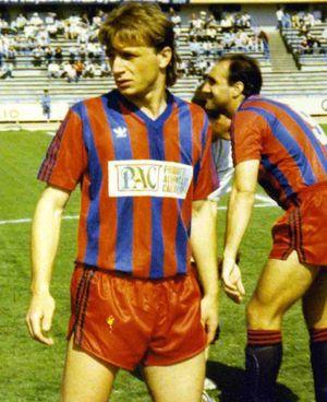 Donato Denis Bergamini, il calciatore del Cosenza, morto a 27 anni. in circostanze mai chiarite nel 1989