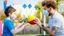 Sport terapia per bambini al centro Maria Letizia Verga