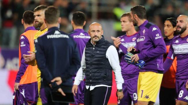 Italiano a fine partita (foto Germogli)