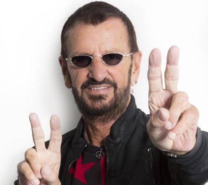 Ringo Starr, 81 anni