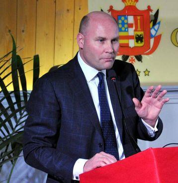 Federico Vecchioni, amministratore delegato di Bonifiche Ferraresi