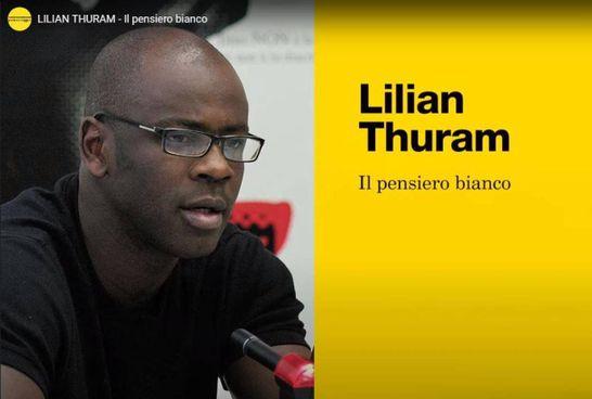 Lilian Thuram, 49 anni, è l'autore di 'Il pensiero bianco' uscito per Add Editore nella traduzione di Marco Aime e Maria Elena Buslacchi