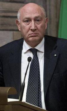 Il prefetto Mario Morcone, 68 anni