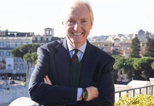 Lorenzo Sassoli de Bianchi, 68 anni, presidente dell'Upa