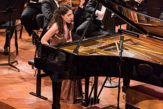 Beatrice Rana terrà mercoledì un recital alla Società dei Concerti di Milano: in programma anche i 4 Scherzi di Chopin usciti in disco il 24 settembre