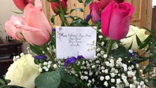 Il marito è morto di cancro da 8 mesi, ma per San Valentino arriva una  sorpresa... - Curiosità