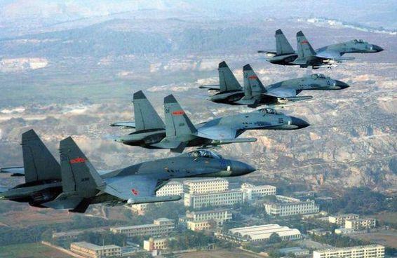 Secondo il ministero della Difesa di Taiwan, la Cina ha violato oltre 150 volte il loro spazio aereo