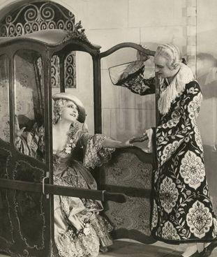 "Ivan Mosjoukine (. 1889 - 1939) nel ""Casanova"" del 1927 di Alexandre Volkoff"