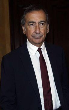 Il sindaco Giuseppe Sala, 63 anni